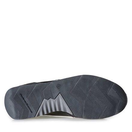 Kalfsleren sneaker