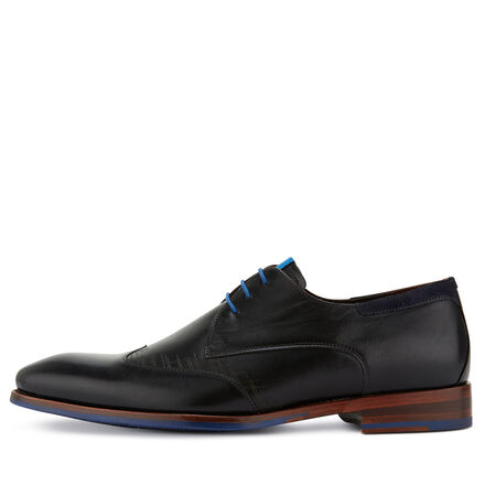 Floris van Bommel leather men's lace shoe