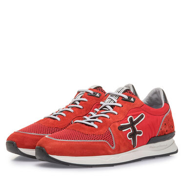 Suède sneaker