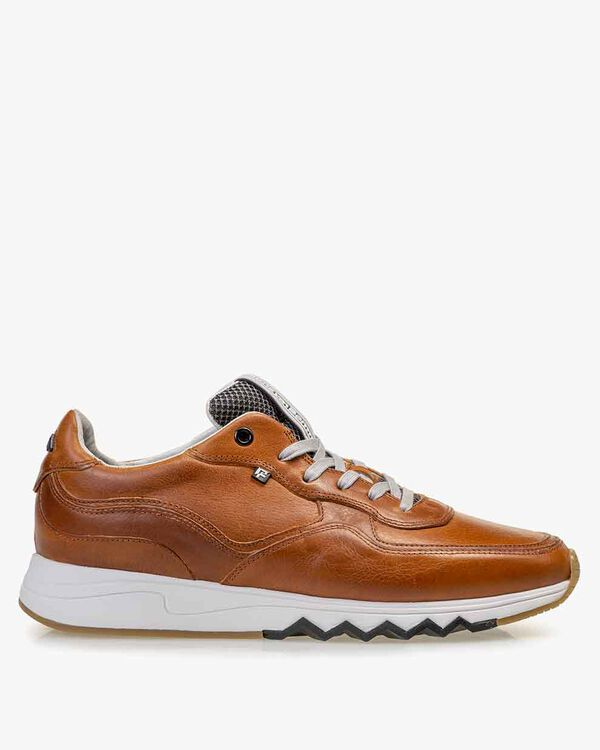Nineti calf leather cognac