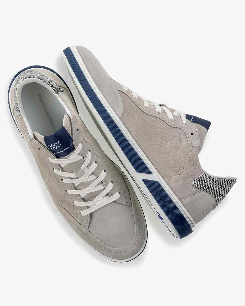 Sneaker suede grey