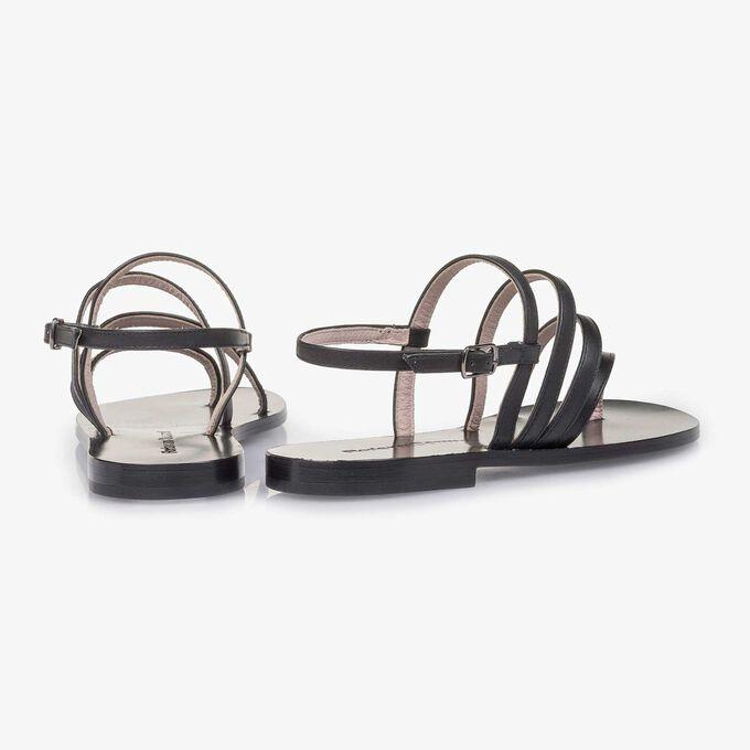 Leren sandaal