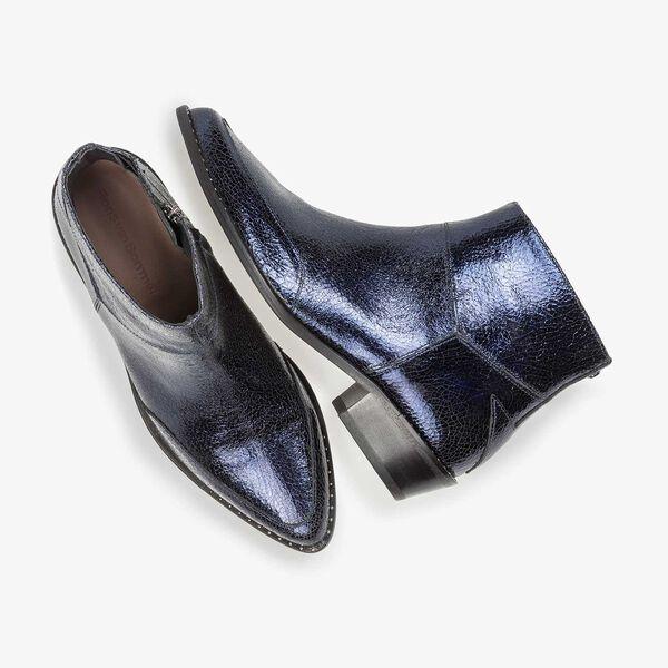 Leren Western boot