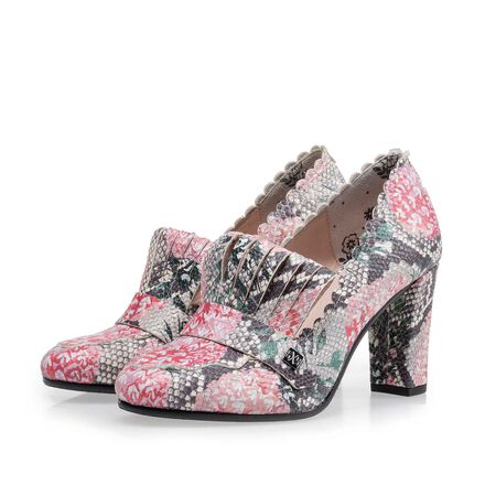 Floris van Bommel women's pumps