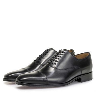Calf leather lace shoe