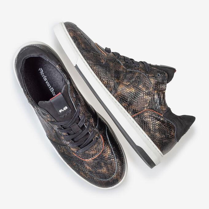 Sneaker snakeprint koper