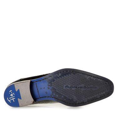 Premium lace shoe with print