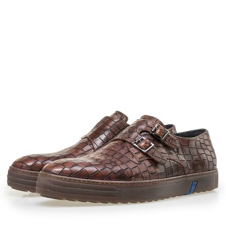 Floris van Bommel men's buckle shoe