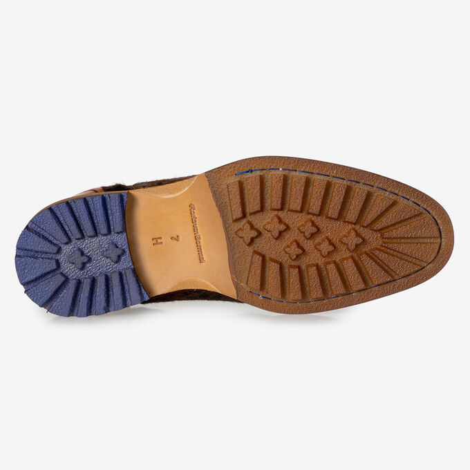 Chelsea boot pony bruin