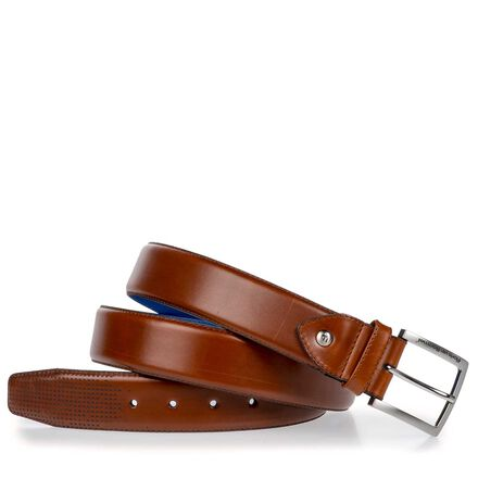 Belt made of calf's leather
