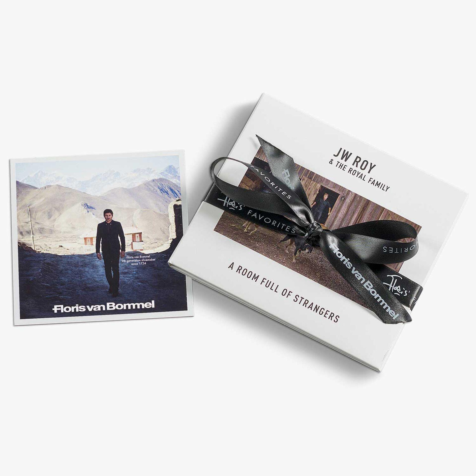 Floris van Bommel Favorites CD. J.W. ROY