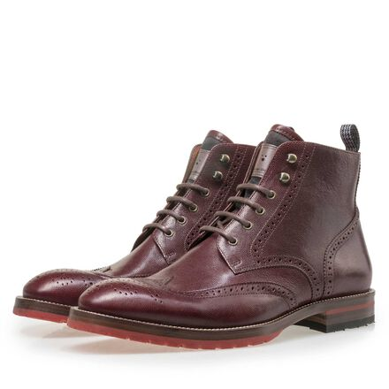 Floris van Bommel heren brogue veterboot