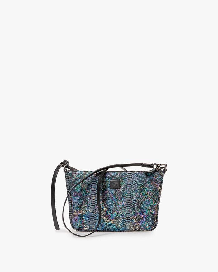 Bag snake print multi-colour