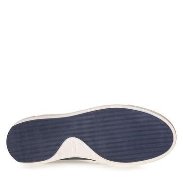 Sneaker suède