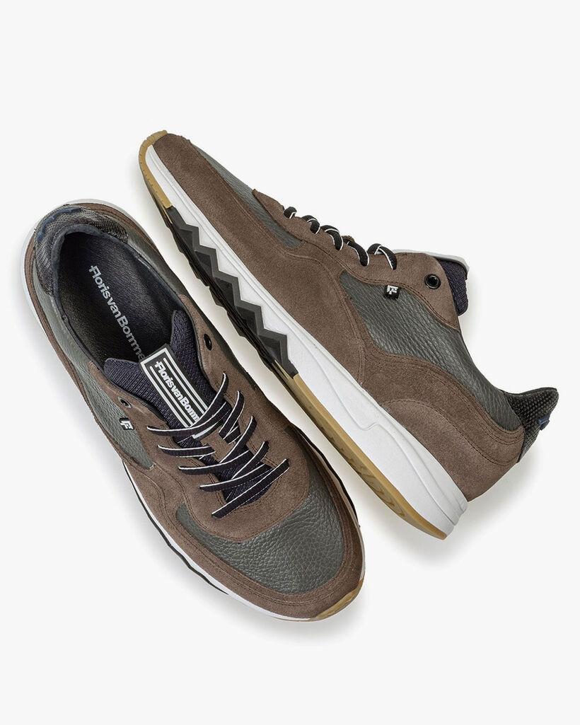 Nineti sneaker grijs