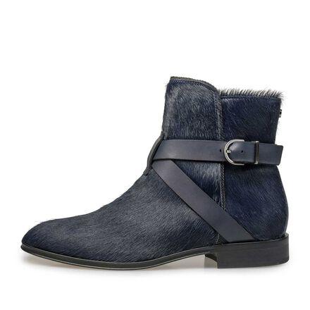 Ponyhair chelsea boot