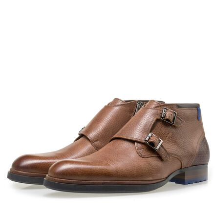 Floris van Bommel men's zip boot