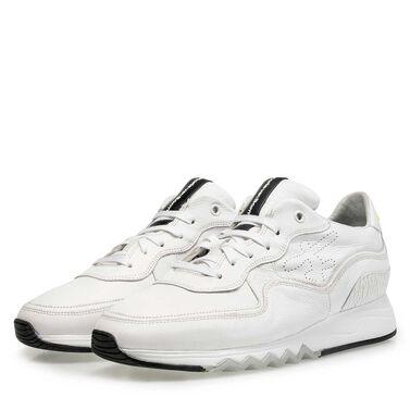 Leren sneaker