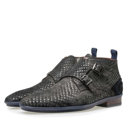 Floris van Bommel buckled shoe