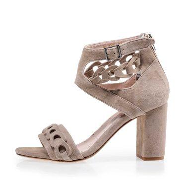 Sandaal met gesp