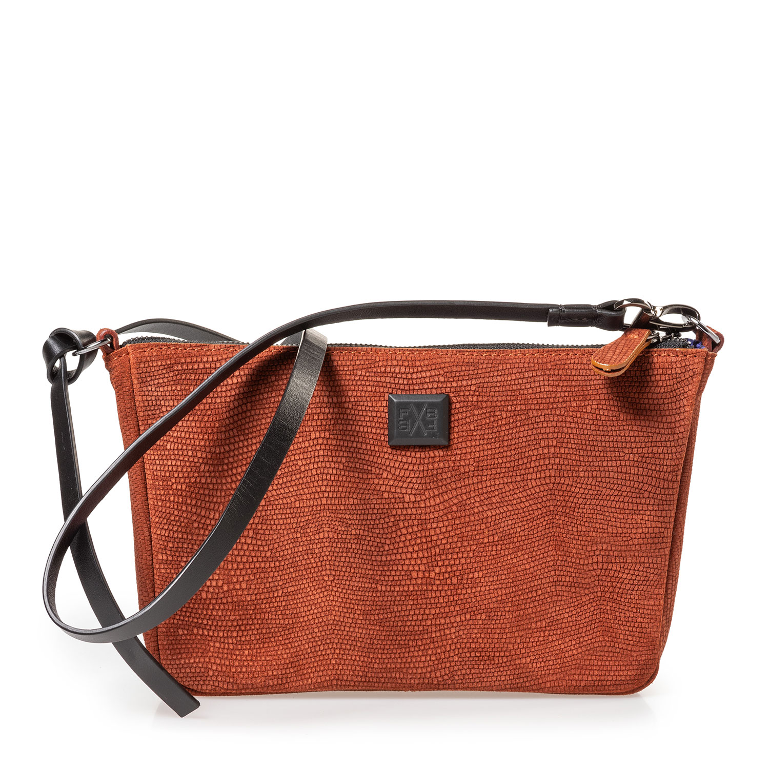 89019/23 - Bag suede leather brown