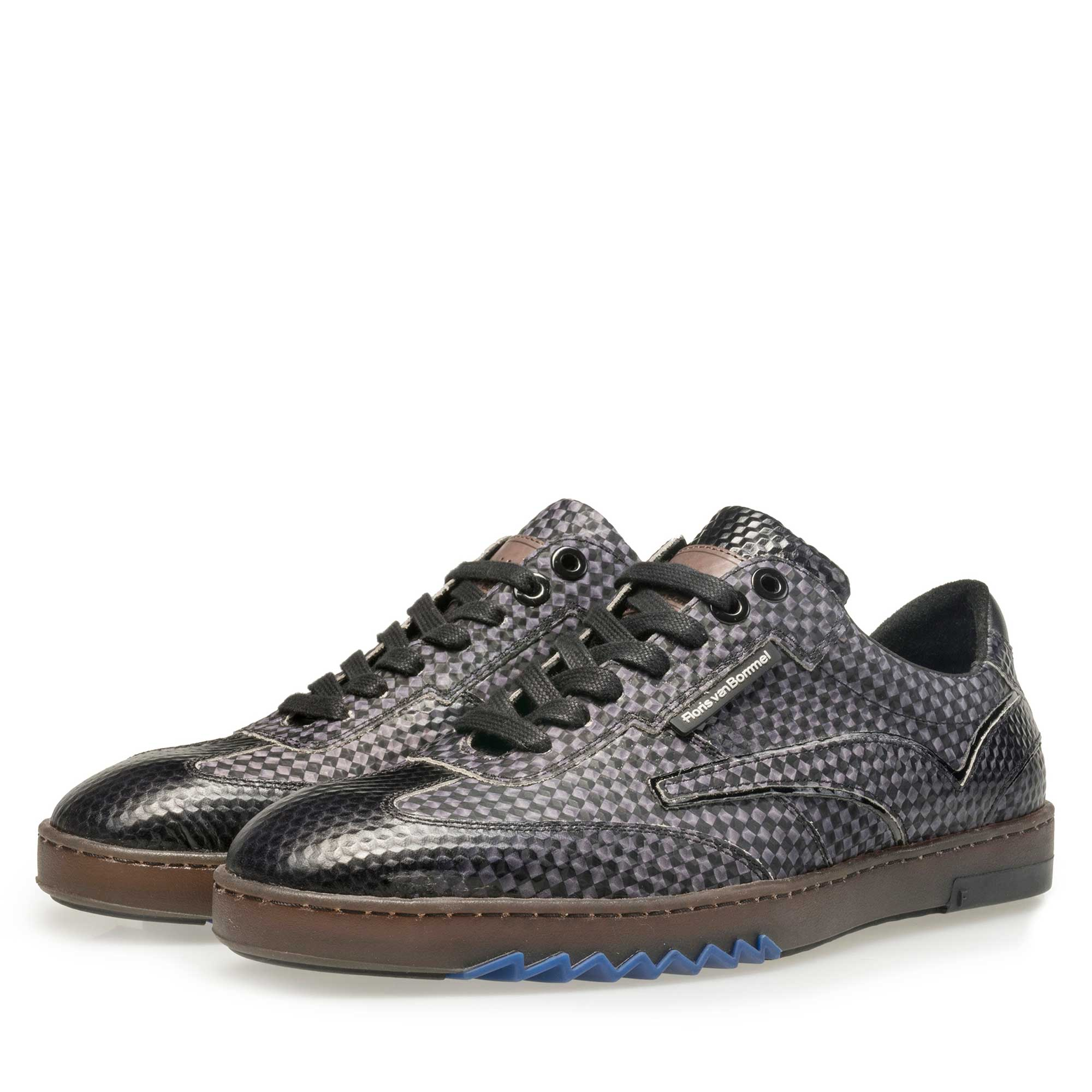 Chaussures De Sport Floris Van Bommel Hommes (noir) ELtNa