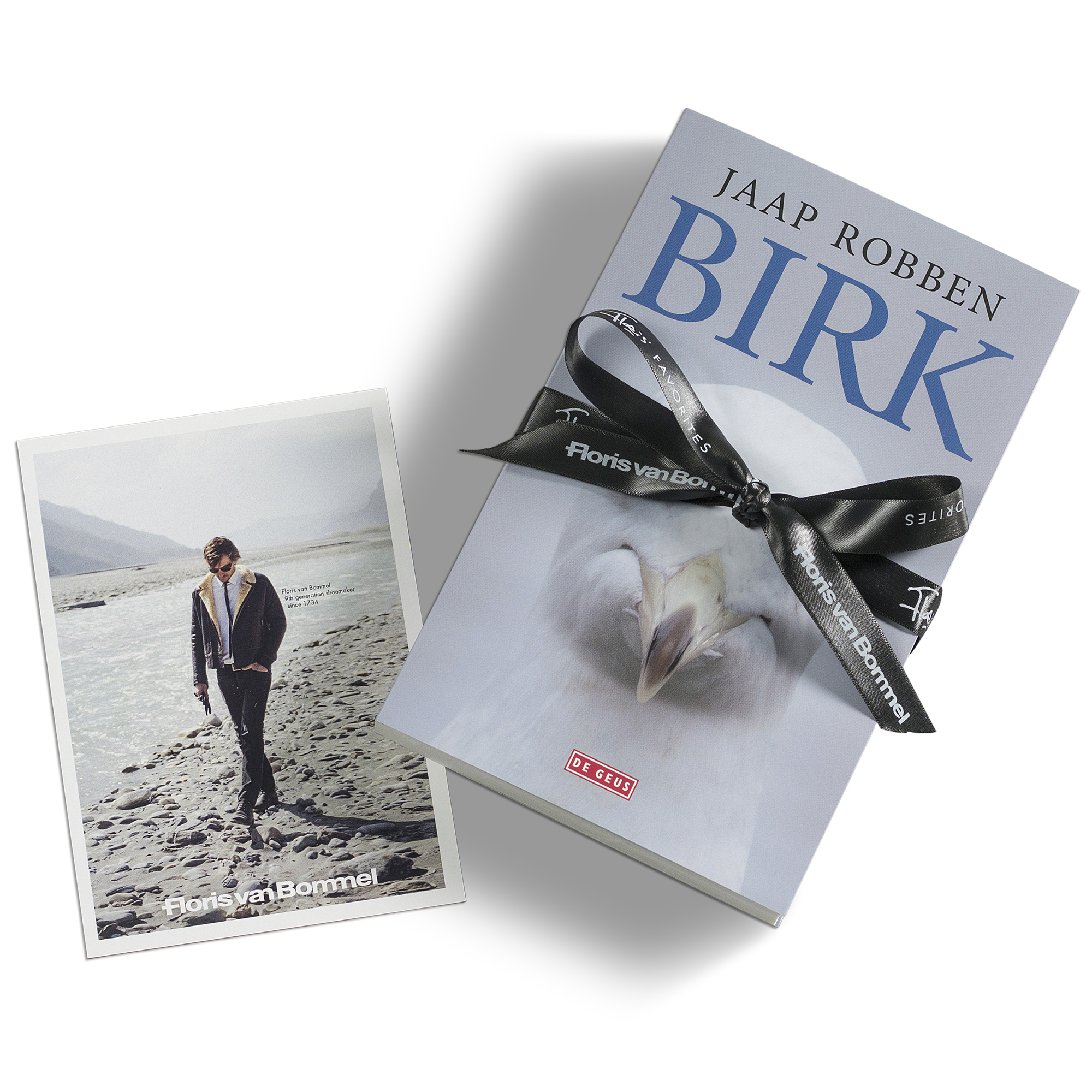 9229/01 - Floris van Bommel Favorites boek 'BIRK'