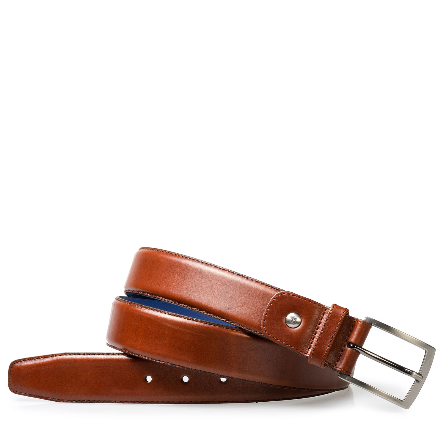 75144/07 - Belt calf leather cognac
