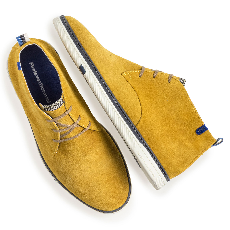 Yellow FLORIS VAN BOMMEL Business shoes FLORIS VAN BOMMEL