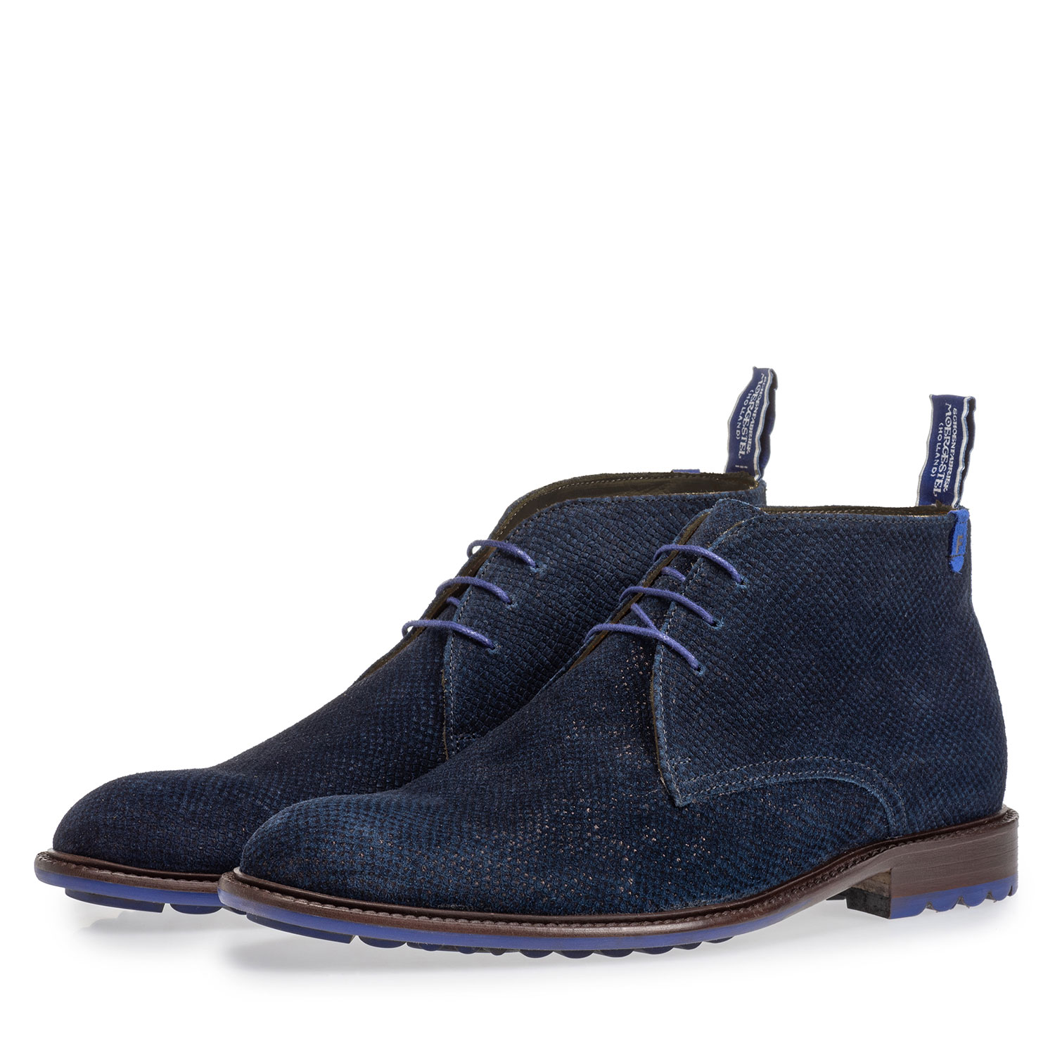10203/31 - Boot dark blue with print