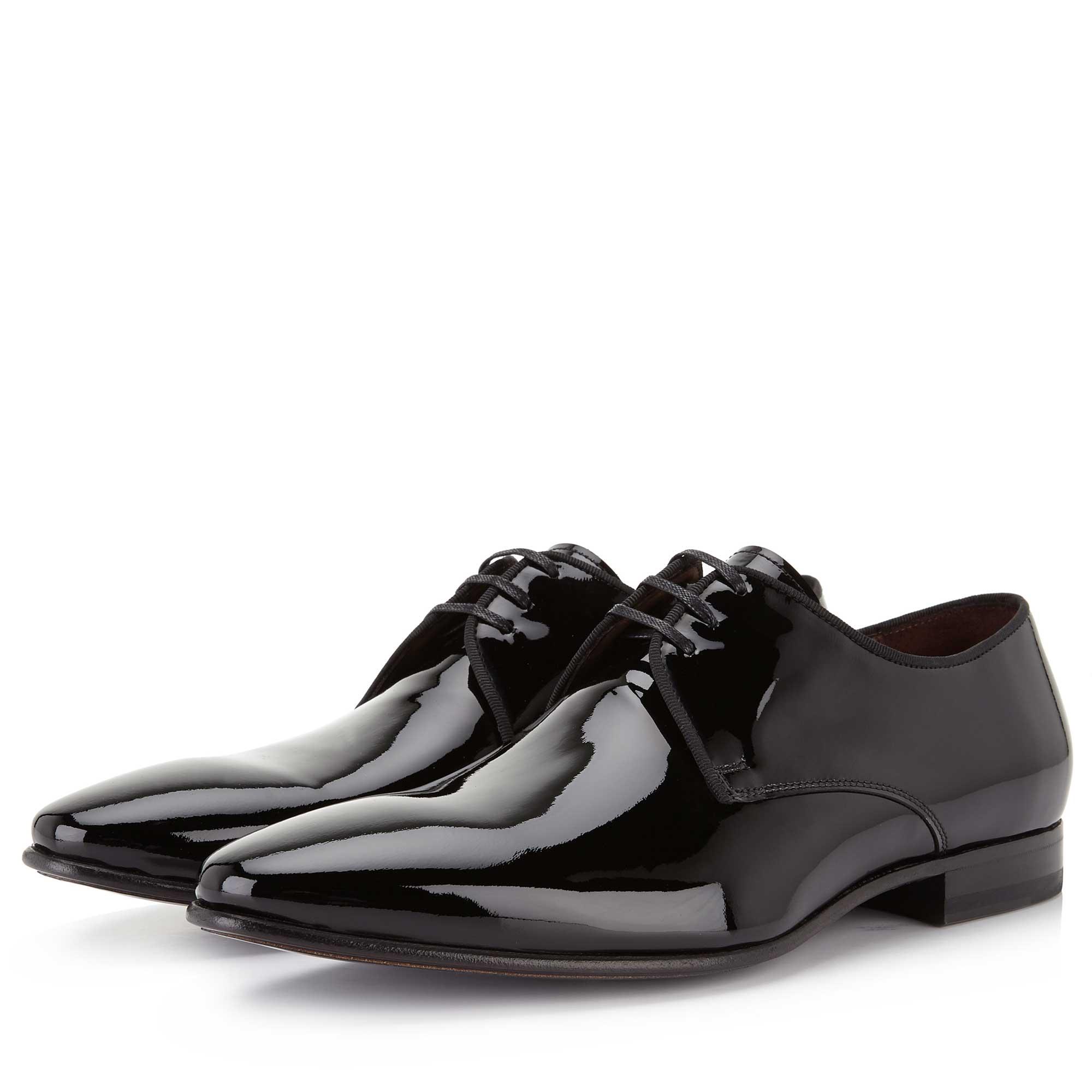 De Vous Lacer Chaussure « Liv » Noir 3FU4m