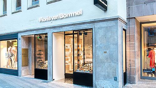 03734428b8 Floris van Bommel Store Nürnberg