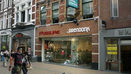 schoenenwinkel van arendonk