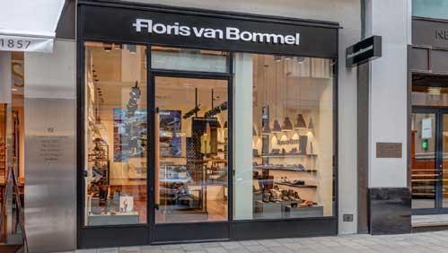 356b04df9c Floris van Bommel Store Hamburg