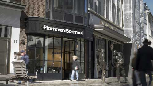 23463b9614 Floris van Bommel Store Düsseldorf