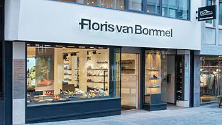 1ff50f41da Floris van Bommel Store Stuttgart